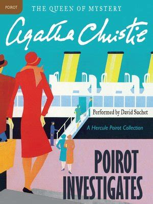 poirot investigates by agatha christie nook book ebook barnes noble 174 david suchet 183 overdrive ebooks audiobooks and videos for libraries