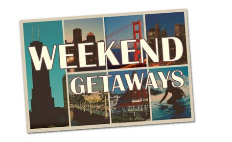 announcing our new weekend getaway packages go city card