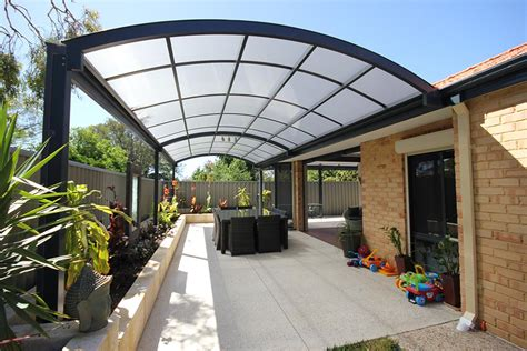 Steel Patio Steel Pergolas Carports And Gazebos Alfresco Patio Living