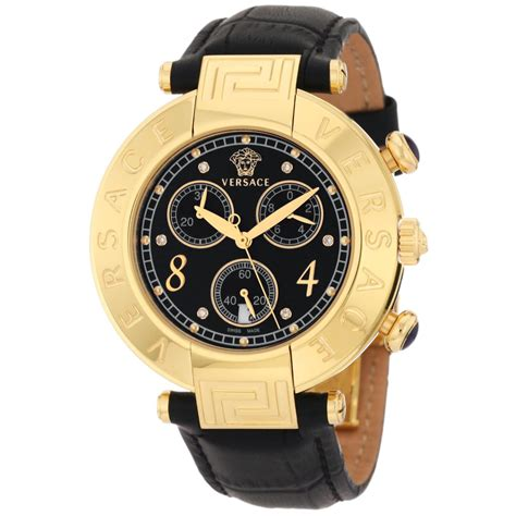 versace reve chrono watches montreal luxury and sport