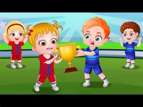 baby hazel sports day | game online for kid | cartoons for