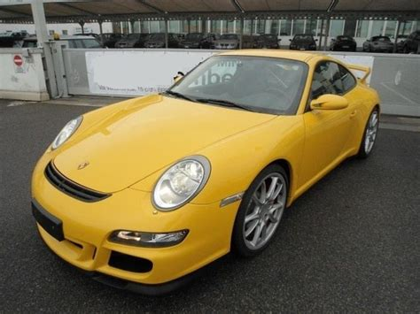 Porsche M Codes 997 by Codes Options Si 232 Ges Cuir 997 Gt3 Phase 1 Stuttgart