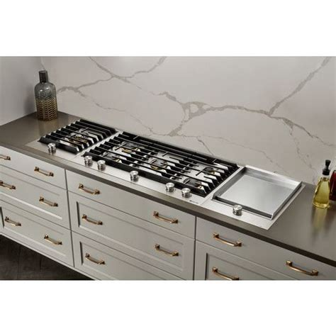 Cooktop A Gas Jgc3536gs 36 5 Burner Gas Cooktop