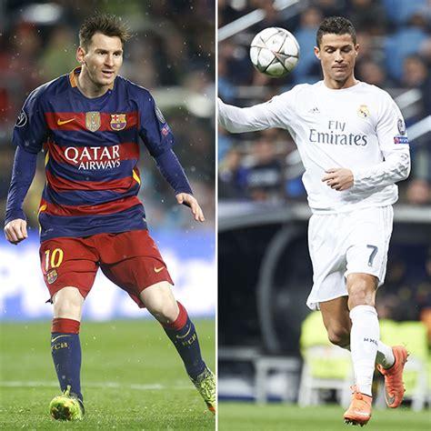 messi vs ronaldo best goals cristiano ronaldo lionel messi el clasico goals their