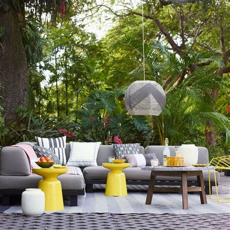 outside home decor ideas 5 tips on how to decorate your garden for this summer