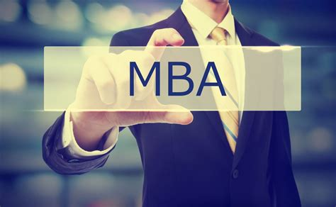 Mba Big 4 by Top 4 Reasons Why You Should Take An Mba