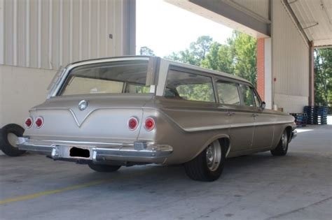 1961 chevrolet station wagon 1961 chevrolet parkwood station wagon for sale chevrolet