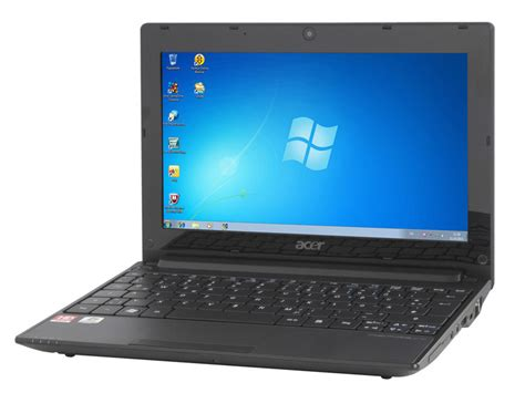 Laptop Acer Aspire One 522 acer aspire one 522 reviews and ratings techspot