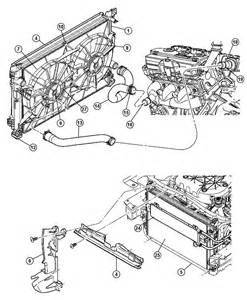 2005 Chrysler Town And Country Engine Diagram Pacifica Engine Coolant Location Get Free Image About