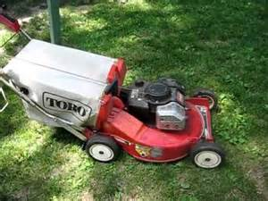Suzuki Lawn Mower Toro 21 In Bagger Personal Pace 20197 Review How