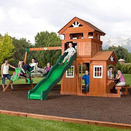 Backyard Discovery Reno 1000 Ideas About Wood Swing Sets On Wood