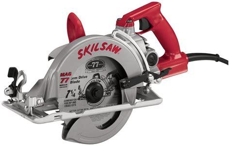 worm drive circular saw skil hd77m 22 13 7 1 4 inch mag 77 worm drive circular saw with bag 0039725017765 buy