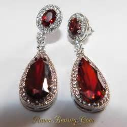 Anting Silver Pasir Model 4 jual anting silver permata safir afrika fancy colour harga