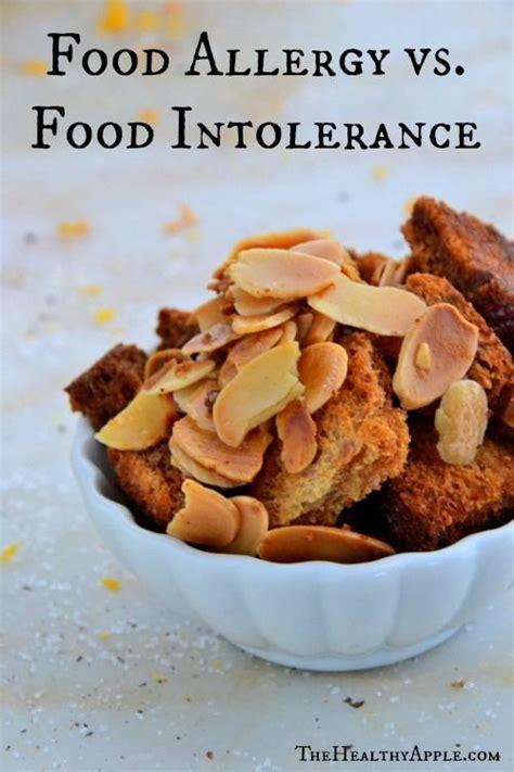 Dairy Allergy Detox Symptoms by Food Allergy Vs Food Intolerance Food Allergies