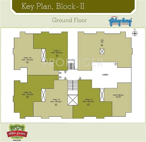 1156 sq ft 3 bhk 3t apartment for sale in galaxy homes