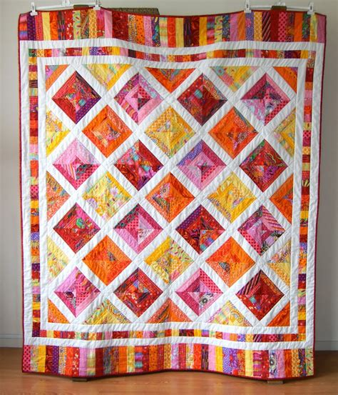 Quilt Border Patterns by Porch Swing Quilts Wip Wednesday String Quilt Dilemma
