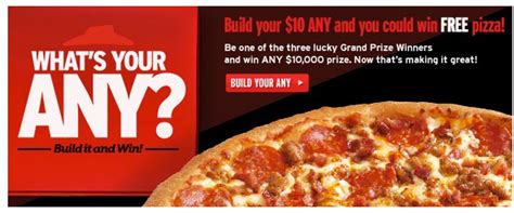 Can You Use A Pizza Hut Gift Card Online - free 10 pizza hut gift card 2 400 winners