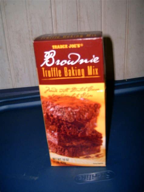 Truffle Mix koshergourmetmart trader joe s chocolate brownie truffle mix 5 00
