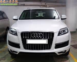 Www Used Audi Q7 Cars For Sale In Usa 2010 Audi Q7 3 6 Used Car For Sale In Hong Kong