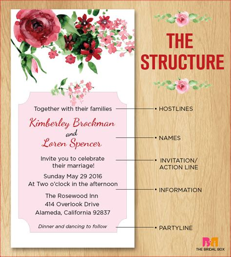 wedding invitations wording 50 wedding invitation wording ideas you can totally use