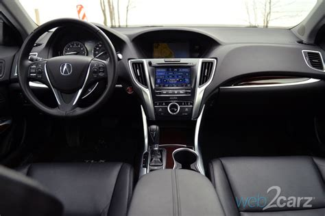 2015 Acura Tlx Interior by How Much Does A 2015 Acura Tlx Cost Autos Post