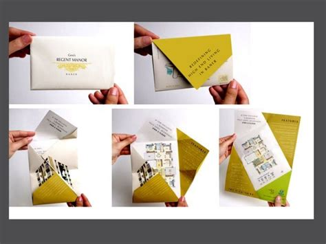 Creative Folding Paper - creative folding bruchure yahoo image search results