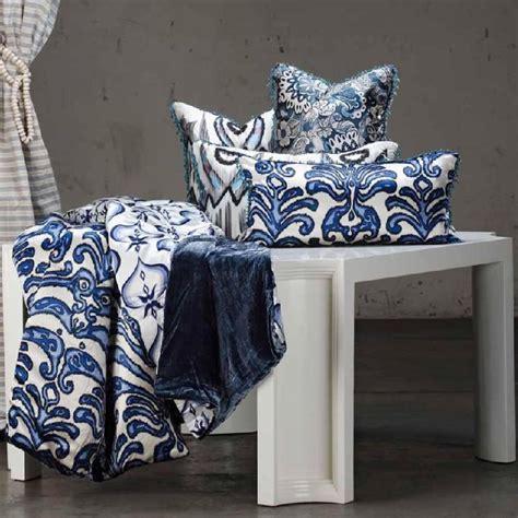 cobalt blue bedding shine home ikat cobalt blue bedding velvet silk as