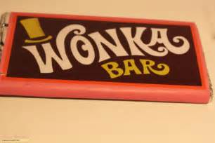 Willy wonka and the chocolate factory a replica wonka bar 1 jpg