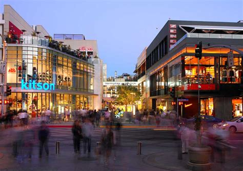 santa monica place mall los angeles shopping center