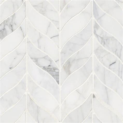 leaf pattern flooring calacatta cressa leaf pattern honed natural stone