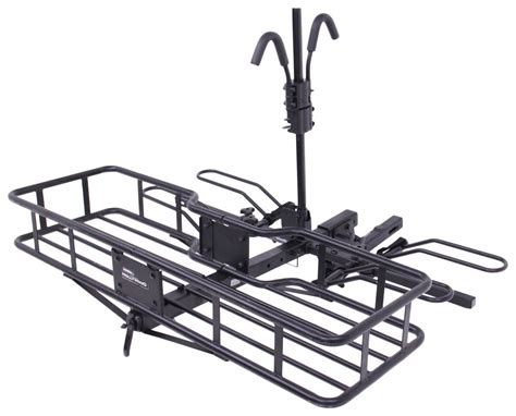 Hitch Cargo Bike Rack Combo by Racks Sport Rider Se2 Platform 2 Bike Rack W