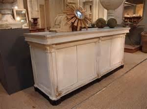 Antique Reception Desk Antique Repro Check Out Counter Reception Desk