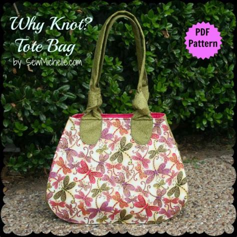 knot tote bag pattern pinterest the world s catalogue of ideas