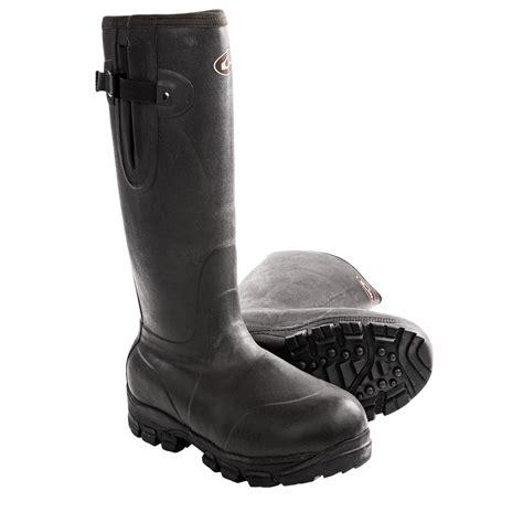 lst knee high mudder rubber boots waterproof