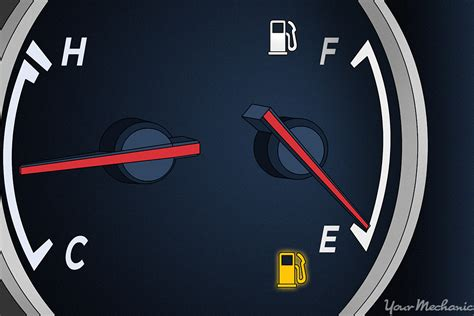 how many miles when gas light comes on toyota camry how far can you drive your vehicle on empty