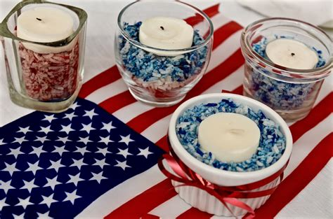 Labor Day Decor by Labor Day Fast Easy Cheap Table Decor 719woman
