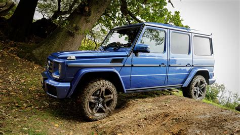 G Wagen by Mercedes G Class 2017 Review By Car Magazine