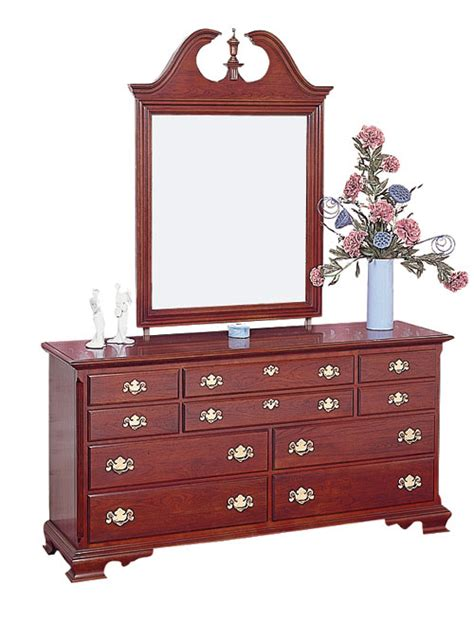 cherry triple dresser bedroom cherry triple dresser bedroom