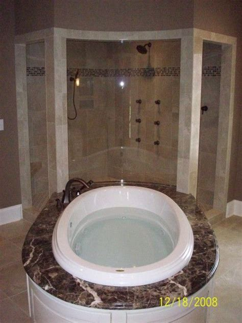 modify bathtub to walk in walk through shower and garden tub change the tile and
