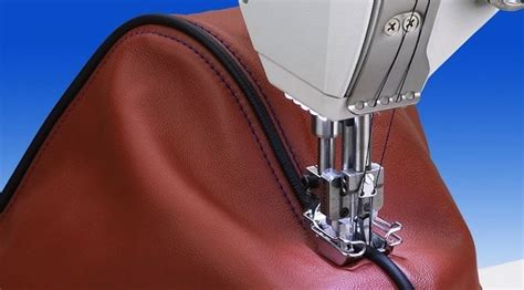 how to sew leather upholstery the hog ring auto upholstery community durkopp adler