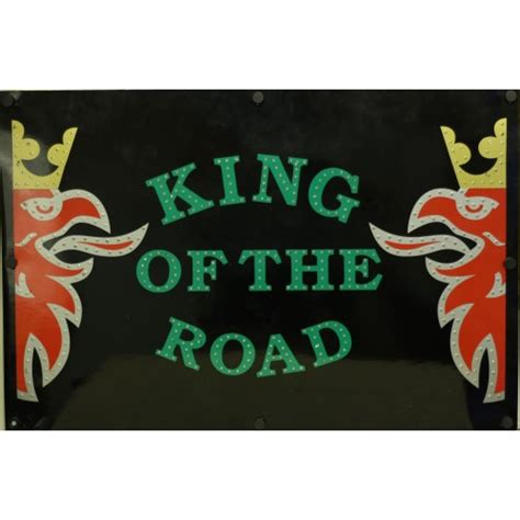 The King Of king of the road
