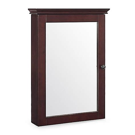 bed bath and beyond medicine cabinet crosley lydia mirrored wall cabinet bed bath beyond