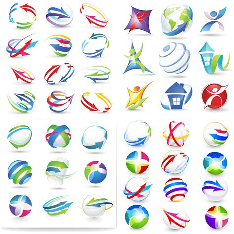 logo design vector graphics logo design with arrows vector vector graphics blog
