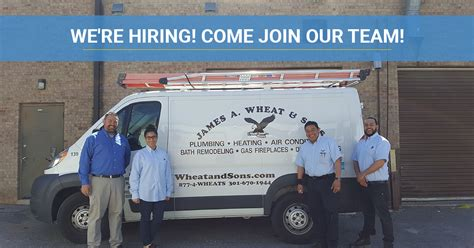 Plumbing Hiring by Work For Us Hvac Plumbing In Maryland Dc