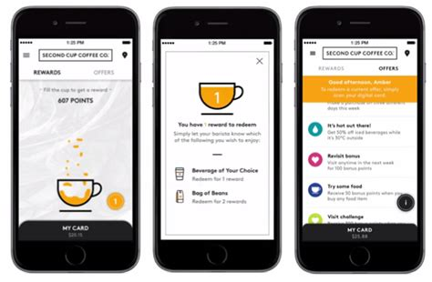 Cuppa App Notifies You When Your Tea Is Ready by Second Cup S New Rewards Program Launches Inside Timmies