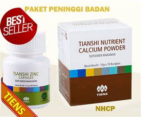 Obat Peninggi Badan Herbal obat peninggi badan tiens produk tiens herbal murah