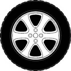 Car Tire Tire Clip Clipart Best