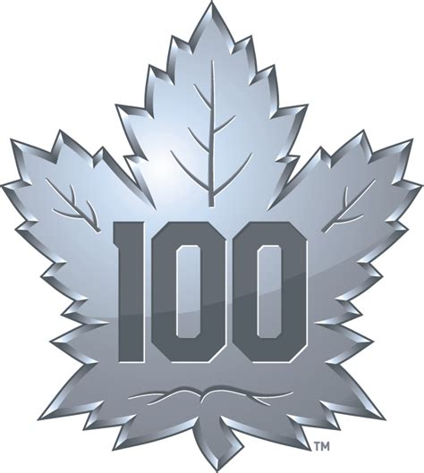 leafs logo 2017 toronto maple leafs 2017 anniversary logo diy iron on stickers cad 2 00 irononsticker