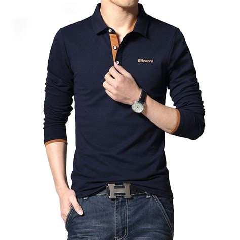 Best Seller Jaket Coklat Polos Waterproof bolubao 2018 new brand polo shirt fashion solid color mens cotton polos casual