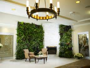 Outdoor Entertaining Ideas - living walls how they can improve your home and your health freshome com